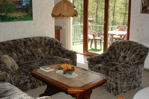holiday flat in Altenberg 19
