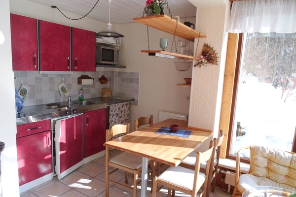 holiday flat in Altenberg 12