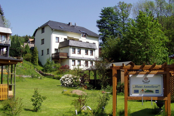 holiday flat in Altenberg 1