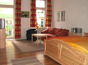 holiday flat in Berlin 5