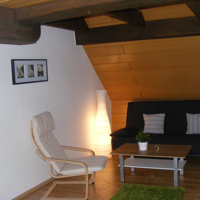 Moblierte Wohnung Fachwerkhaus Balkon Kuche Wlan Short Term
