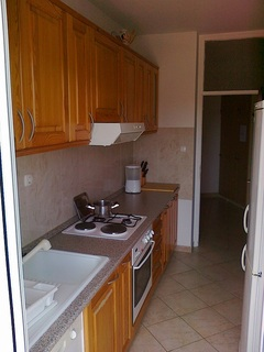 holiday flat in Malinska 4