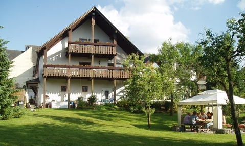 holiday flat in Morbach 1