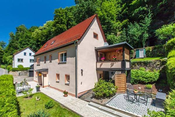 holiday flat in Pirna 9