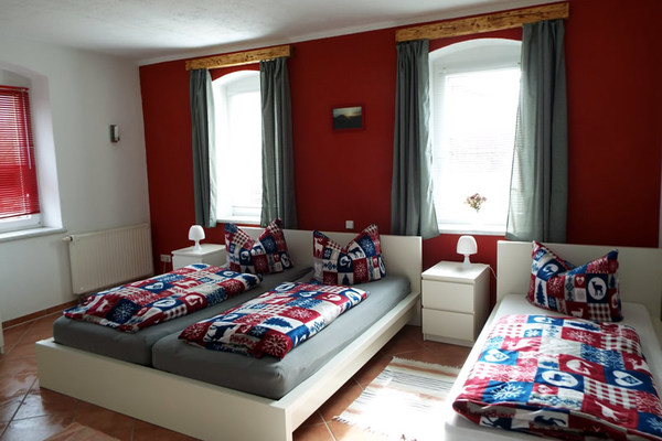holiday flat in Struppen 3