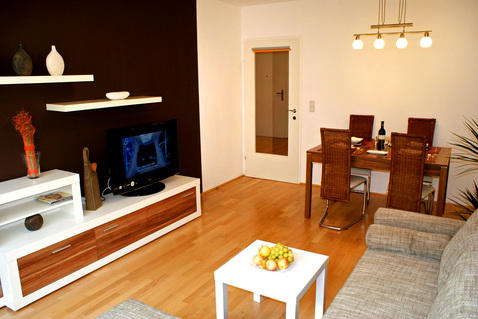 holiday flat in Wien 2