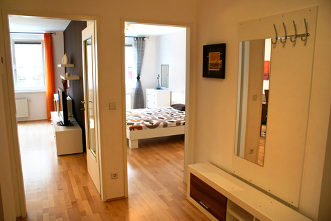 holiday flat in Wien 4