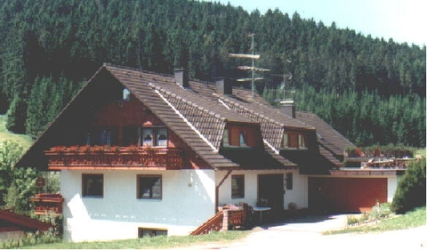 holiday flat in Vöhrenbach 1